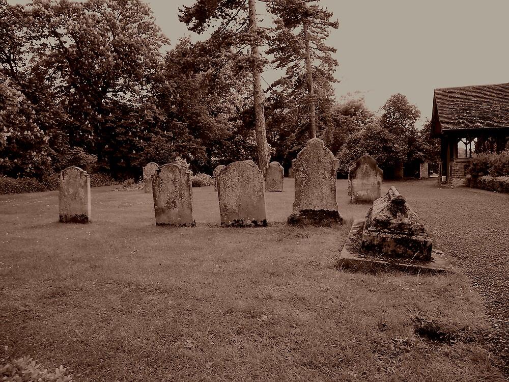 Final Resting Place by Stuart  Milton