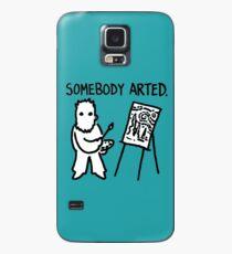 Funda/vinilo para Samsung Galaxy  Van Gogh Somebody Arted