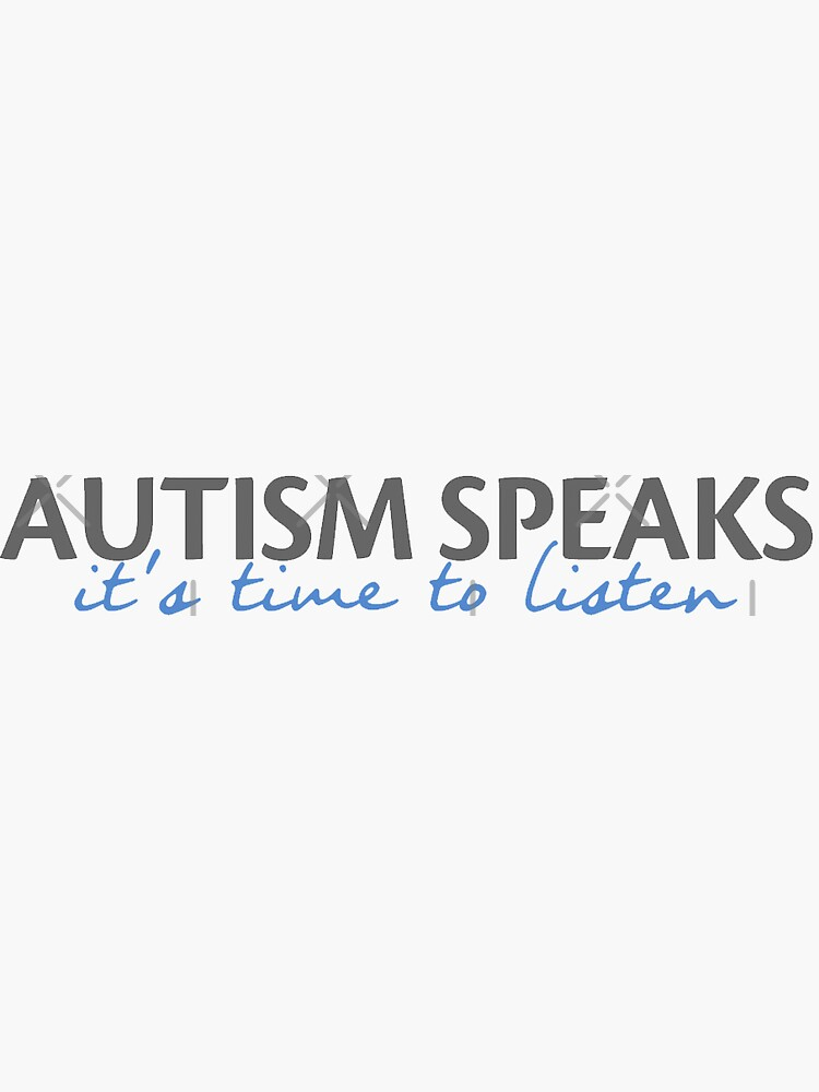el autismo habla de pgracew