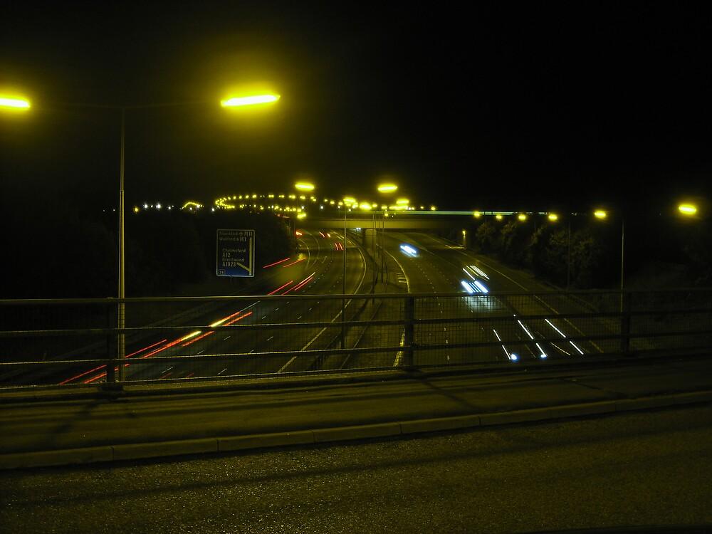 Long Drive Home by Stuart  Milton