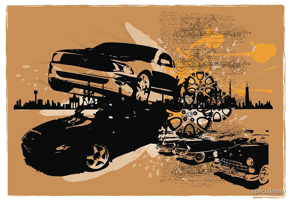 Motor City by specialman