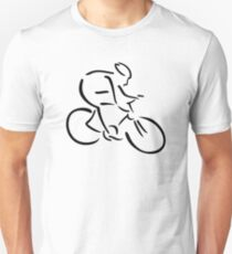 Cycling cyclist Unisex T-Shirt