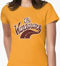 Wanderers forever! Womens Fitted T-Shirt