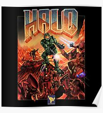 Halo-Doom Poster