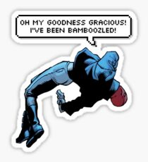 Oh My Goodness Gracious! Sticker