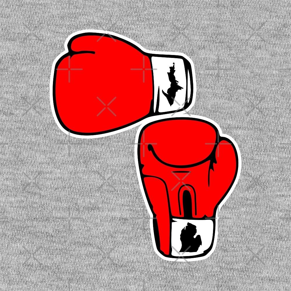 Michigan Fight Club by thedline