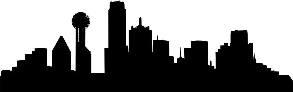 Dallas Skyline by celizabeth852