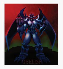 Obelisk the Tormentor Photographic Print