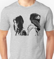 The King & Queen of the apocalypse Unisex T-Shirt