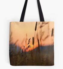 As dusk sets in Tote Bag