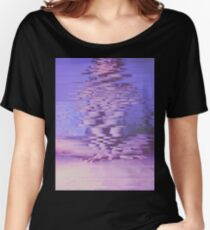 Fragmented Nude Women's Relaxed Fit T-Shirt