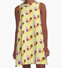 Sweets Forever A-Line Dress