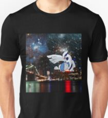 Lugia Skyline Unisex T-Shirt