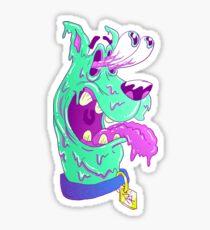 Zoinks Scoob Sticker