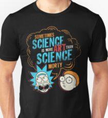 Morty Qoutess Unisex T-Shirt