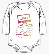 Chill out and Jam One Piece - Long Sleeve