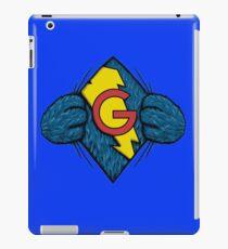 I'm Super Grover iPad Case/Skin