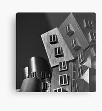 Gehry Metal Print