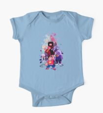 We are the Crystal Gems! One Piece - Short Sleeve
