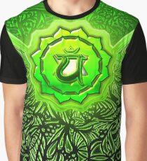 Heart Chakra Anahata Graphic T-Shirt