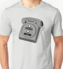 Who you going to call? Unisex T-Shirt