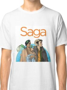 Saga - Comic Classic T-Shirt