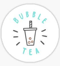 Pegatina Té de burbujas