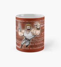 """""""Riffed McNickname"""" Mug Mug"""
