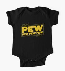 Star Wars Pew Pew! One Piece - Short Sleeve