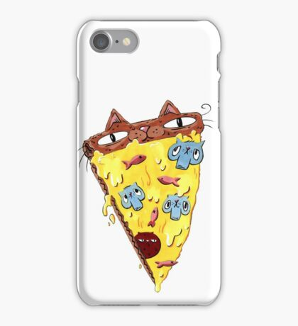 Pizza Kitty iPhone Case/Skin