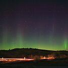 Green lights II by zumi