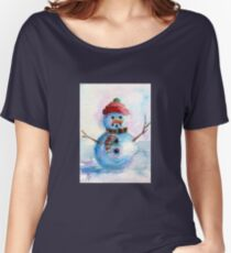 Frosty Women's Relaxed Fit T-Shirt