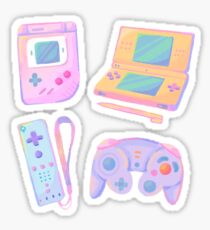 Console Stickers Sticker