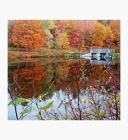 Mill Creek Bridge Photographic Print