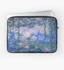 Claude Monet - Water Lilies Laptop Sleeve