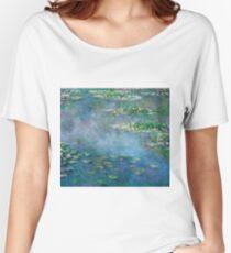 Claude Monet - Water Lilies Women's Relaxed Fit T-Shirt