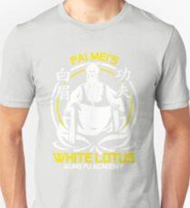KILL BILL BAI PAI MEI WHITE LOTUS KUNG FU ACADEMY Unisex T-Shirt