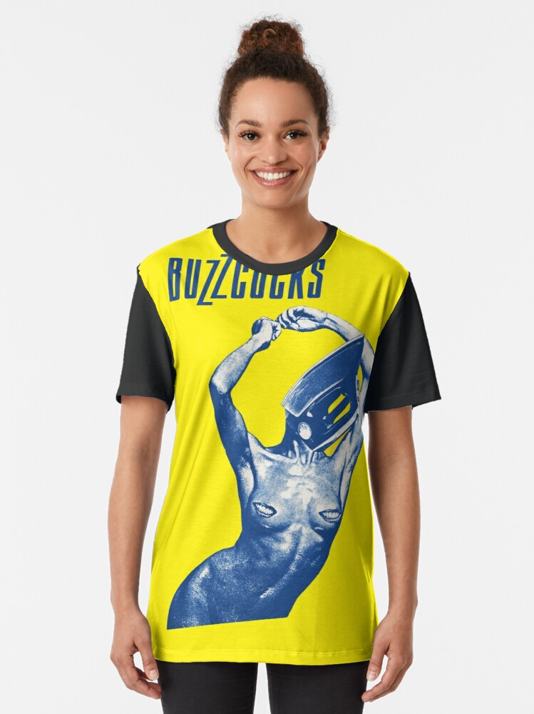 Alternate view of Buzzcocks Graphic T-Shirt