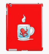 cute little octopus iPad Case/Skin
