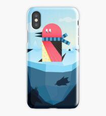 pinguin iPhone Case/Skin
