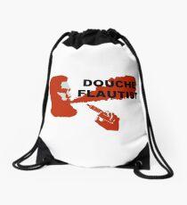 Douche Flautist Drawstring Bag