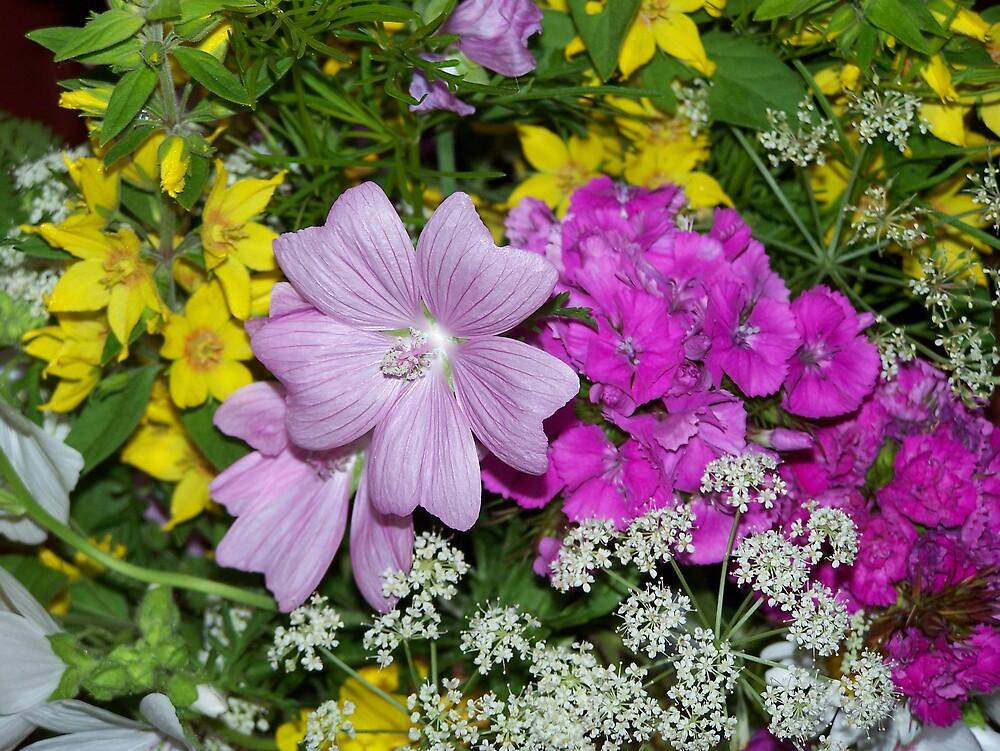 Flowers 2 by Gene Cyr