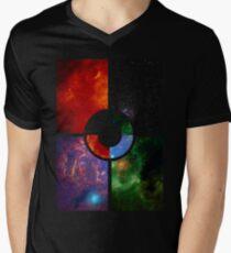 Nebulous V-Neck T-Shirt