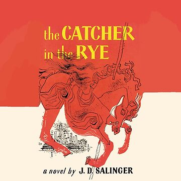 Catcher in the Rye by megglet514