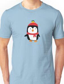 Hand Drawn Penguin T-shirt Unisex T-Shirt