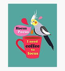 Hocus Pocus Photographic Print