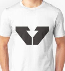 Homeworld 2 Logo Black and White: Vaygr  Slim Fit T-Shirt