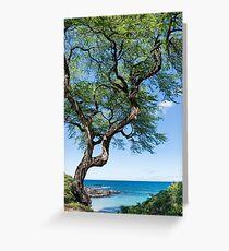 Serenity Tree Greeting Card