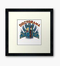 doctorama Framed Print