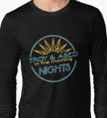 Nights!!!!!! Long Sleeve T-Shirt